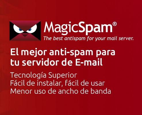 filtro magic-spam