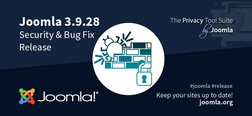 Nueva actualización de seguridad para Joomla